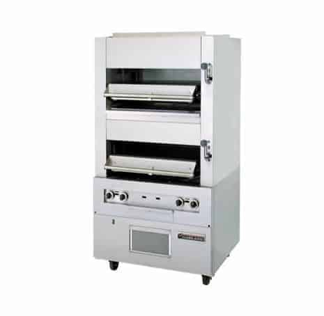 Garland Master Series Heavy Duty Upright Broiler